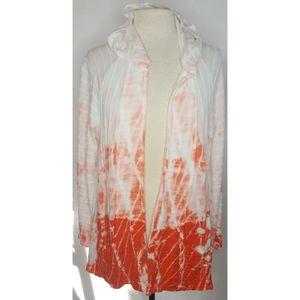 💋 Chico's Zenergy Hoodie sweater cardigan